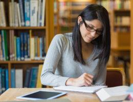 Overseas student self study